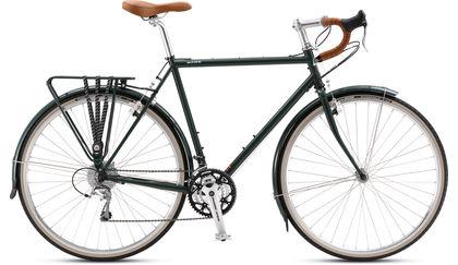 Jamis Aurora 2016 commuter/touring bicycle