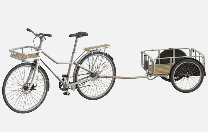IKEA SLADDA Bike, Trailer & Accessories