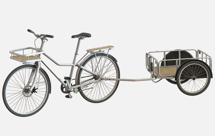 IKEA SLADDA Bike, Trailer & Accessories