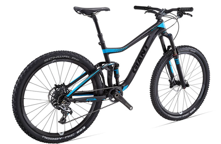 Giant Trance Advanced 27.5 0 (2015) Specs