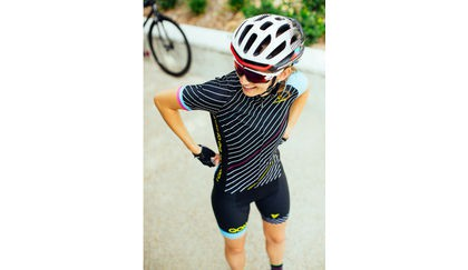 'Amina Sport' Queen of the Mountain Cycling Kit