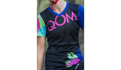 'Resolute Bold' Queen of the Mountain Cycling Jersey