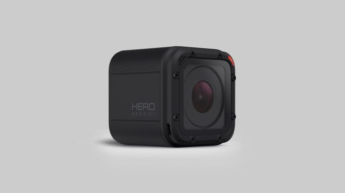 GoPro Hero5 Session Video and Still Camera