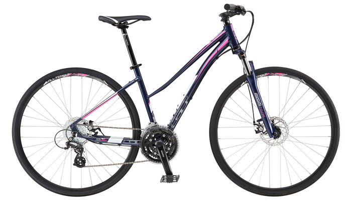 Gt Bikes Transeo 4 0 Women S 2016 Specifications Reviews