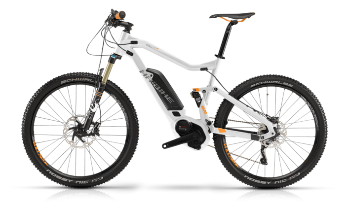 Haibike XDURO FullLife RX - Womens 2016 - Specifications