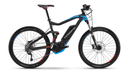 Haibike XDURO FullSeven RC electric mountain bike