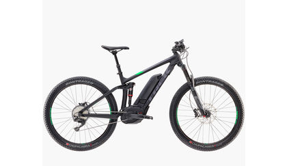 Trek Ride+ Powerfly 8 FS Plus electric mountain bike
