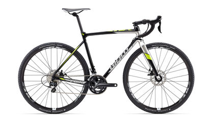 Giant TCX SLR 2 bicycle