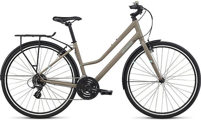 Specialized Alibi Sport – EQ Step Through utility bike