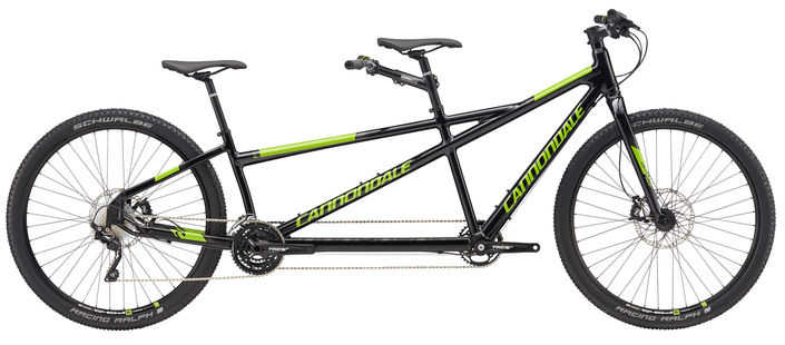 Cannondale Tandem 29er bicycle