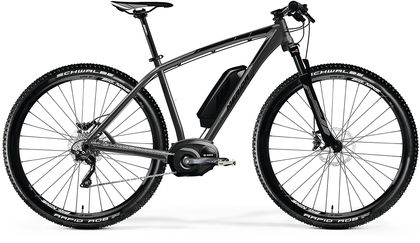 Merida Big.Nine E-Lite 650 electric mountain bike