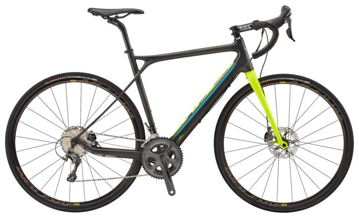 GT Bicycles Grade Carbon Ultegra Endurance Bike