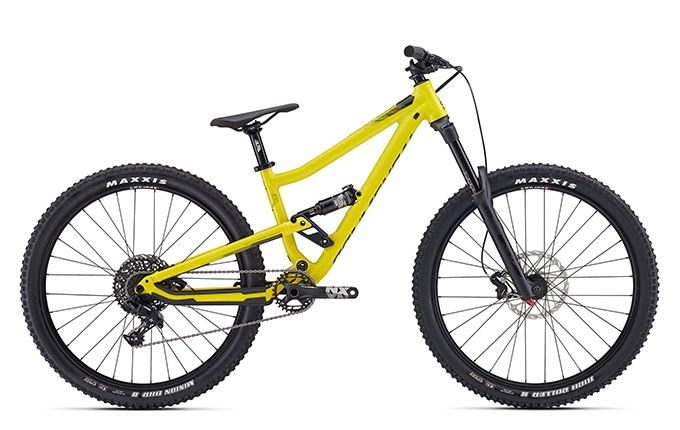 Commencal Supreme Junior women's downhill mountain bike