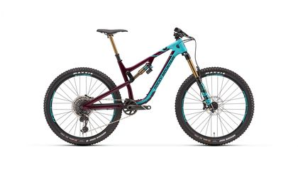 Rocky Mountain Altitude Carbon 90 (2018) - Blue/Red
