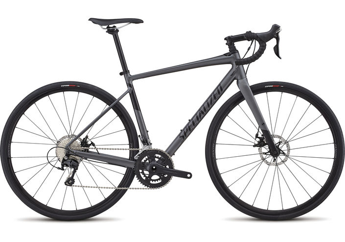 Specialized Diverge E5 Comp Adventure Gravel Road Bike