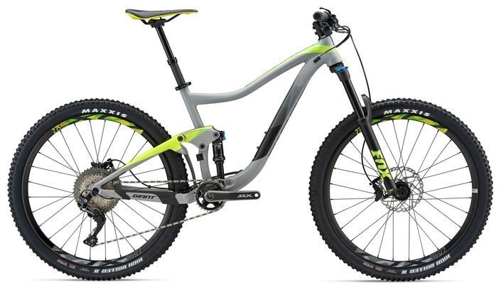 Giant Trance 2 Dual-Suspension Mountain Bike