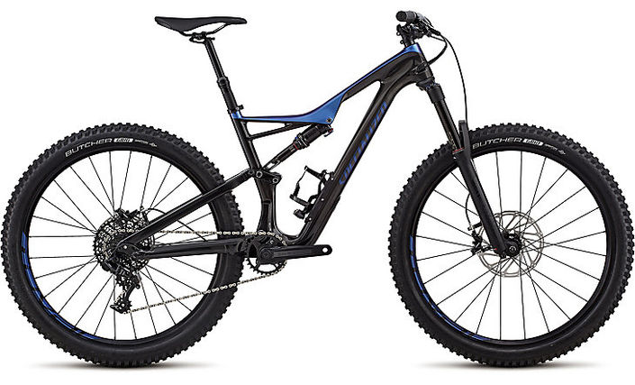Specialized Stumpjumper Comp Carbon 27.5 Mountain Bike