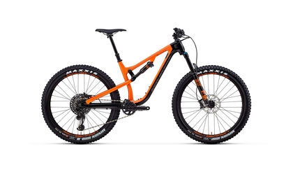 Rocky Mountain Pipeline Carbon 70 (2018) - Black/Orange