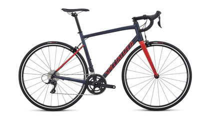 Specialized Allez Sport (2018) - Satin Navy/Gloss Nordic Red