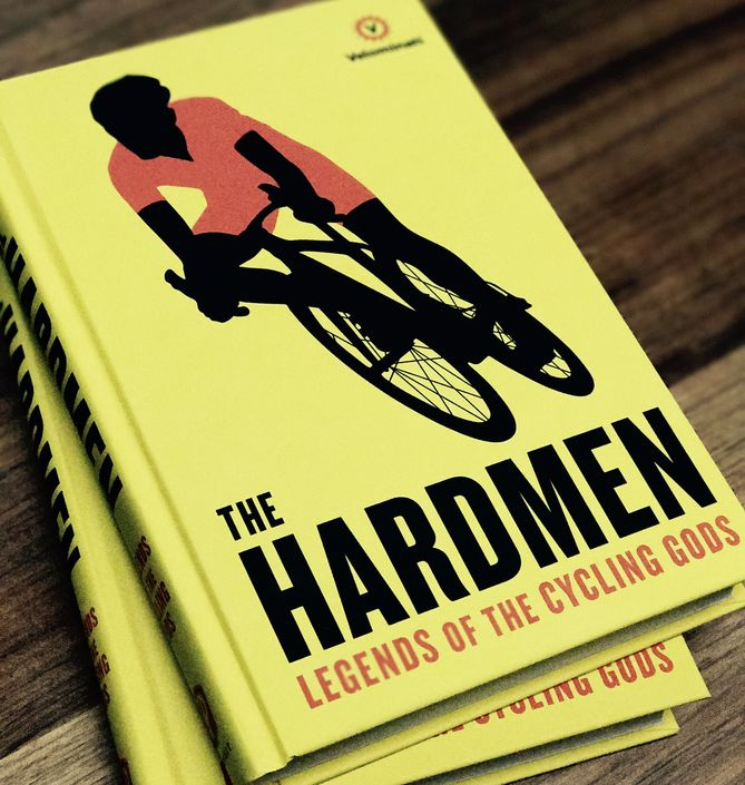 The Hardmen - Legends of the Cycling Gods - Book - Velominati