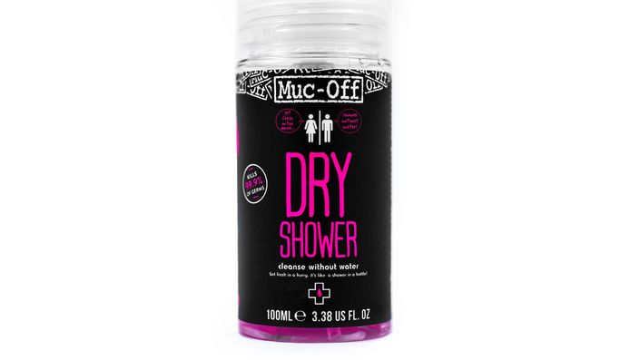 Muc-Off Dry Shower body wash