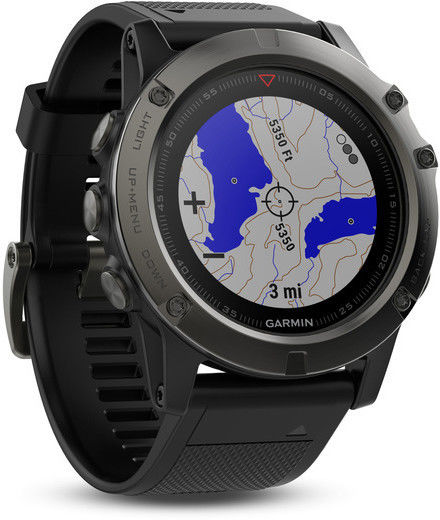 Garmin Fenix 5X GPS Watch