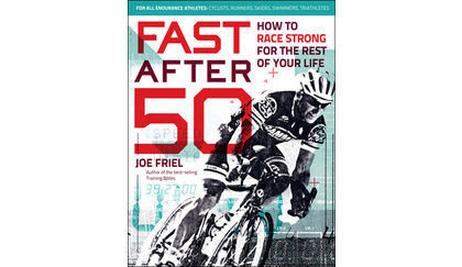'Fast After Fifty' book by Joe Friel