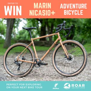 Win a marin nicasio plus bike from roar adventures 300