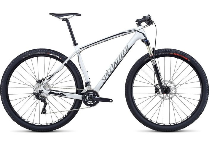 29Er Mountain Bike >> Specialized Stumpjumper Comp Carbon HT (2014) Specs