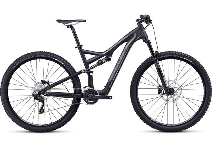 Specialized Stumpjumper FSR Comp Carbon 29 (2014) Specs