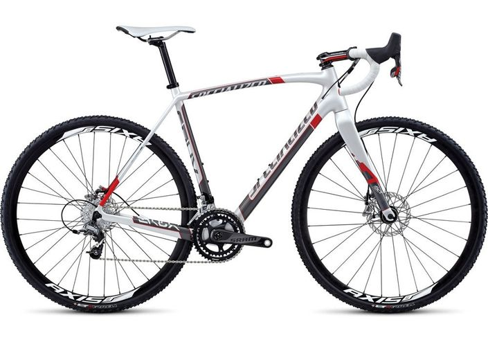 Specialized CruX Expert RED Disc (2014) Specs