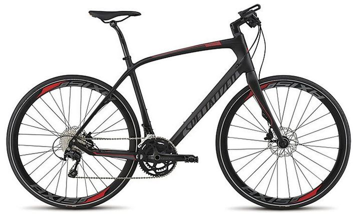 Specialized Sirrus Expert Carbon Disc (2015) Specs