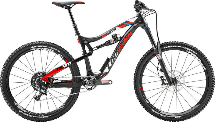 Lapierre Spicy Team (2015) Specs