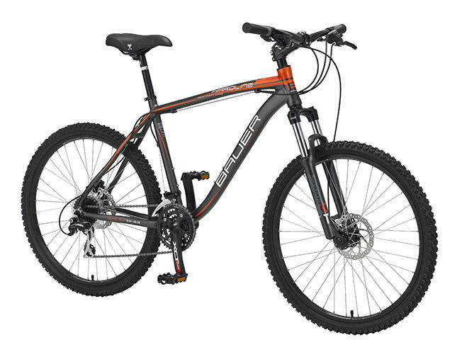 Bauer Bicycles Hardline 2016 Specifications Reviews